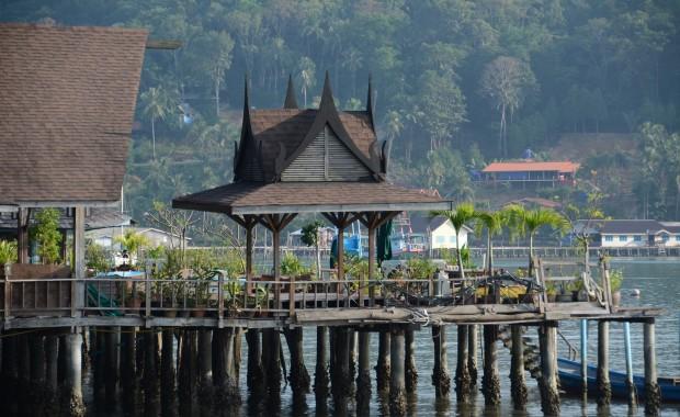 Stage Yoga Thaïlande maison flottante