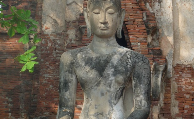 Stage Yoga Thaïlande Bouddha meditation
