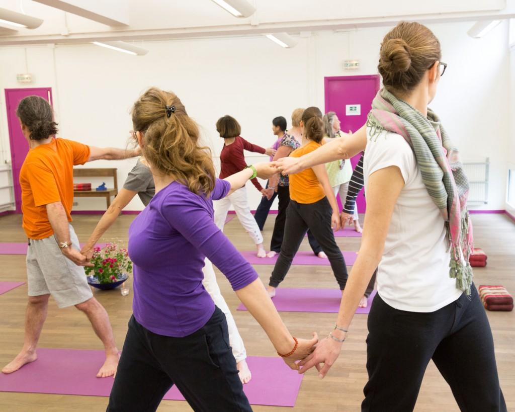 Cours débutants doux yoga 01 yogamanjali Paris 20