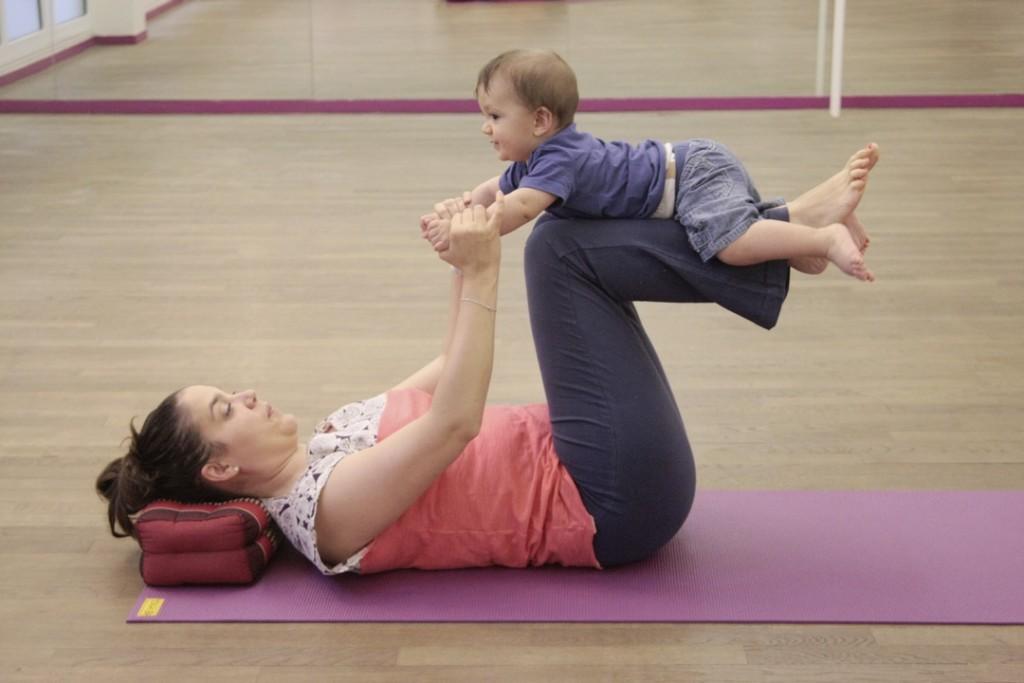 Cours prenatal postnatal yoga 03 yogamanjali Paris 20