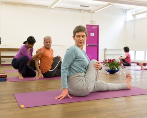 Cours tous niveaux yoga yogamanjali Paris 20