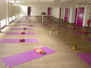 Salle yoga Monte-Cristo yogamanjali Paris 20