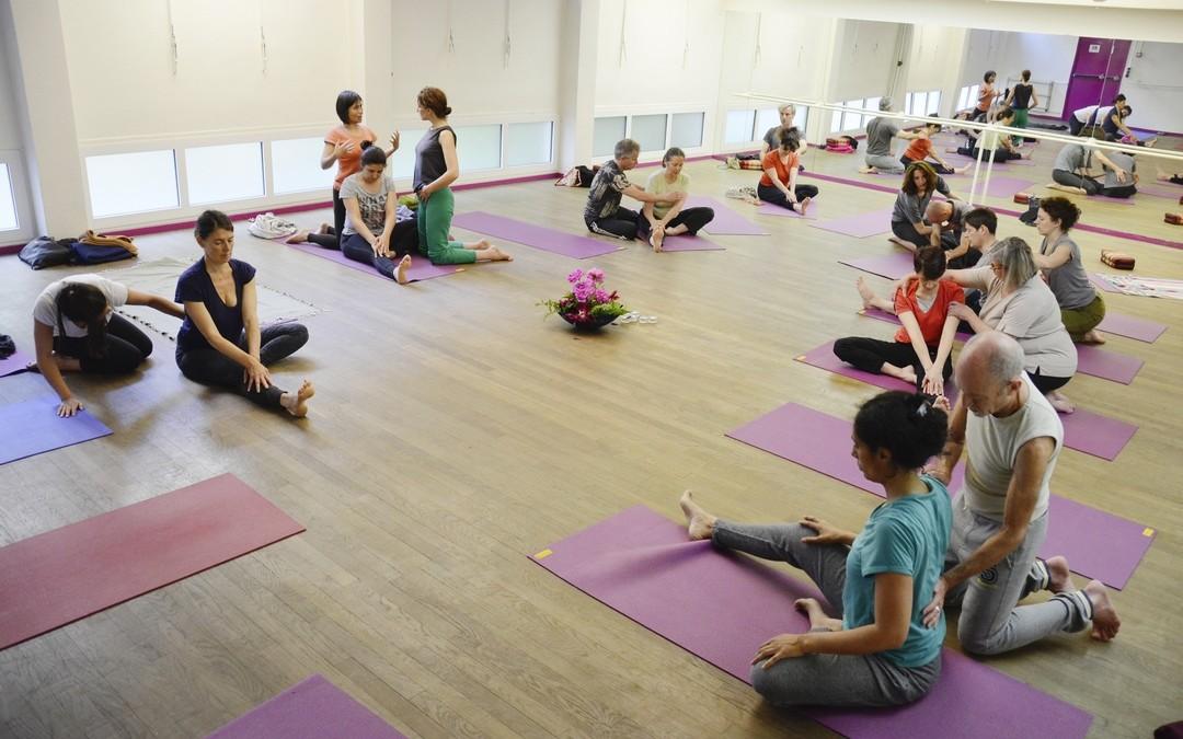 Stages Yoga dates tarifs prix yogamanjali filla brion Paris 20