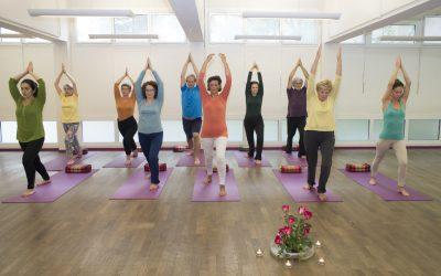 Stage de yoga, Le plein d'énergie pour l'automne Dimanche 24 septembre 2017 de 14h30 à 17h30